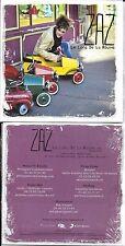 CD CARTONNE CARDSLEEVE COLLECTOR 1T ZAZ LE LONG DE LA ROUTE (RAPHAEL) NEUF SCELL