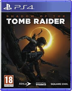 Shadow of the Tomb Raider PS4 New Sealed