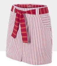 Nike Women's Woven Knit Convert Skort 518113-695 SIZE 8 2PC