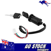 Motorbike Ignition Key Switch for Dirt PIT Trail Bike Quad Bike  ATV Thumpstar