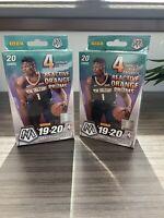 (2)2019-20 Panini Mosaic Basketball Hanger Lot Zion? Ja? Brand New Free Ship