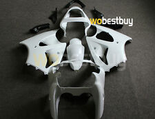 Injection Fairing Kit Fit for 2000-2002 2001 ZX-6R 636 Unpainted ABS
