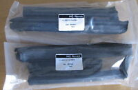 MG MGF MGTF F TF Pair Soft Top Hood Roof Cantrail Rubber Seals Left and Right
