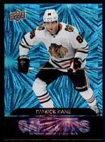2020-21 UD Series 1 Dazzlers #DZ-11 Patrick Kane - Chicago Blackhawks