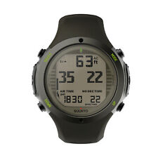 Suunto D6i Novo - Stealth Tauchcomputer With USB