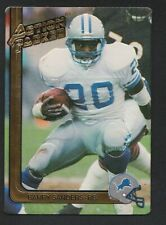 1991 Action Packed Football Barry Sanders #78 NR-MT/MT Detroit Lions