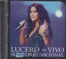 CD - Lucero NEW En Vivo Auditorio Nacional 2 CD's  FAST SHIPPING !