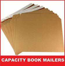 More details for capacity cardboard envelopes postal mailer royal mail pip expanding large letter