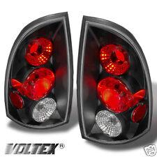 2005-2012 TOYOTA TACOMA ALTEZZA TAIL LIGHT BAR LIGHTBAR LAMP BLACK