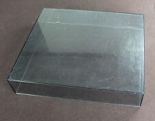 Thorens TD 145 146 147 160 165 166 Plattenspieler Haube Deckel dust cover