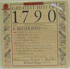 Philharmonia Virtuosi Of New York, Richard Kapp, Greatest Hits Of 1790, 1980 (L1