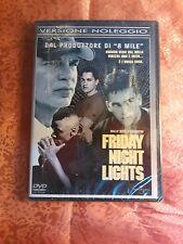 FILM-DVD- FRIDAY NIGHT LIGHTS BILLY BOB THORNTON VERSIONE NOLEGGIO