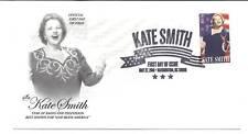 4463 Kate Smith Artcraft, Pictorial, FDC