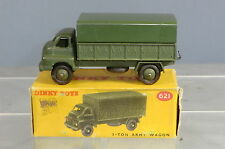 DINKY TOYS MODEL No.621  3-Ton ARMY WAGON  (BEDFORD RL)    MIB
