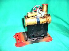 #1031 - Vintage Mamod Steam Engine Powered Toy  - England