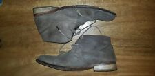 Allsaints All Saints Rough-out Leather Desert Boots UK 7 - in need of resole