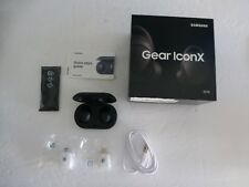 Samsung Gear IconX Wireless Bluetooth Cord-free Fitness Earbuds SM-R140NZK (S-1)