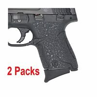 Top Pros Grip Extension fits  Smith and Wesson Shield 9mm/.40 CAL - M&P 2 Packs