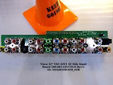 "Visco 32"" VSC-32V1 AV Side Input Board 200-001-GF271CH Rev:C"