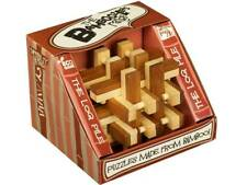 BAMBOOZLERS THE LOG PILE PUZZLE PROFESSOR BRAIN TEASER MIND BENDER NOVELTY TOY
