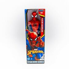Spider-Man E0649 - Figurine MARVEL Titan HERO Series - Hasbro - Neuf