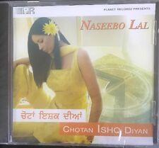 Naseebo Lal - Chotan Ishq Diyan. CD. NEW. STILL SEALED. Planet Records