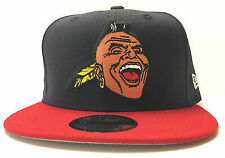 Atlanta Braves Era 9fifty Snapback Hat Screaming Chief Noc-a-homa Banned Cap
