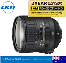 NIKON NIKKOR AF-S 24-85mm f/3.5-4.5G VR LENS
