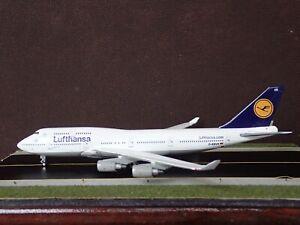 1/400 Gemini Jets Lufthansa 747 B747-400 D-ABVR