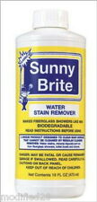 Sunny Brite Classic Water Stain Remover New - 16 oz Bottle
