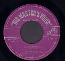 "RALF BENDIX - Baby-Sitter Boogie (1961 VINYL SINGLE 7"" 45 HOLLAND)"