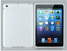 Funda Carcasa Protector iPad mini 1 2 Retina Blanco TPU Glossy Brillante