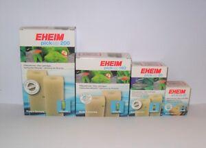 EHEIM PICKUP 45 60 160 200 FILTER CARTRIDGE/ FOAMS. Aquarium Fish