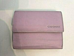 "CHIEMSEE Damen Geldbörse  ""Precious Eight"" ; medium purple  ;  Leder neu"