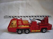 lot 3    MATCHBOX SUPERKINGS K-9 FIRE TENDER 1972