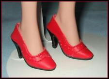 RED Oxford High Heel Pumps SHOES for ELLOWYNE WILDE Princess Diana TYLER