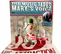 THE MUSIC TAPES Mary's Voice (2012) 14-track CD album digipak NEW/SEALED