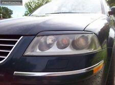 For VW Passat B5.5 B5+ B5 Plus Headlamp Covers Eyebrows Eyelid Masks