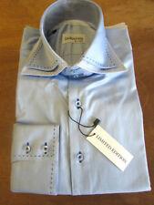 High Collar Formal Shirts for Men