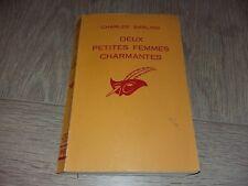 DEUX PETITES FEMMES CHARMANTES / CHARLES BARLING