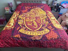Northwest Harry Potter Gryffindor House Lion Queen King Comforter UK England Exc