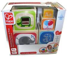 Nib Hape Stacking Sorter of Fun Stacker Toy (9 pcs) (Age:18+ M) Nesting Blocks