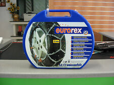 Catene da neve WEISSENFELS Eurorex 12 mm Gruppo 2 (cerchio 12 o 13)