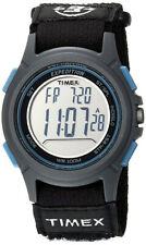 Timex Men's Expedition Digital 100m Black Resin/Nylon Watch TW4B10100