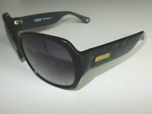 Coach Sunglasses Odessa S833 Black 125