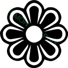 Daisy/Flower vinyl decal/sticker truck car window laptop summer