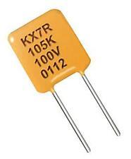 KEMET-C330C153J1G5TA-CERAMIC CAPACITOR 0.015UF 100V C0G 5%£¬RADIAL¡ª5pk