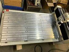 Gravograph Graviermaschine CNC IS8000 + Zubehör inkl. Software + Nutentisch TOP