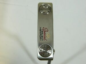 """Titleist Scotty Cameron 2020 Special Select Newport 35"""" Putter RH +HC"""