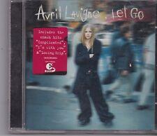 Avril Lavigne-Let Go cd album